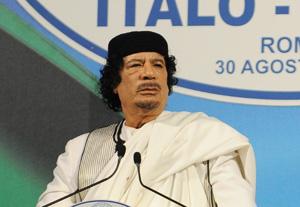 Lybie : Mouammar Kadhafi réclame cinq milliards d'euros à l'UE par an pour stopper l'immigration clandestine