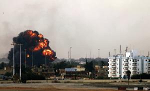 Libye : Les frappes s'organisent