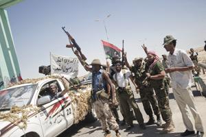 Libye : Les rebelles optimistes après une série de succès