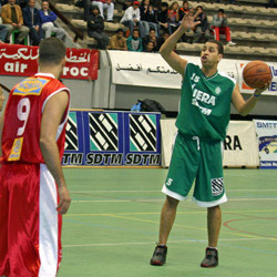 Le basket marocain à l'épreuve