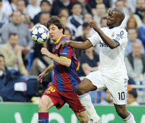 Ligue des champions : Messi jaillit et donne un avantage crucial au Barça face au Real Madrid