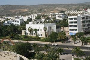 Agadir en plein relooking