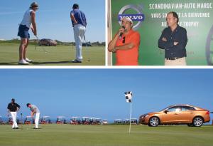 Volvo Golf Trophy : Ça swingue pour les suédoises