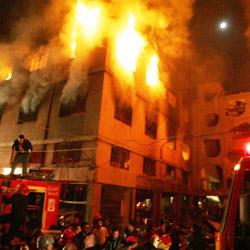 Beyrouth en proie aux attentats
