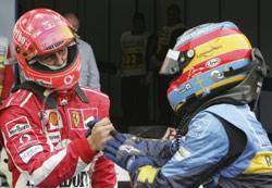 Formule 1 : un coup fumant !