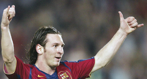 Lionel Messi, le sauveur du football