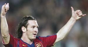 Lionel Messi, le sauveur du football