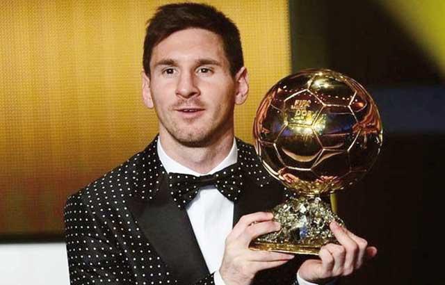 Ballon d or : Et de quatre pour Lionel Messi !