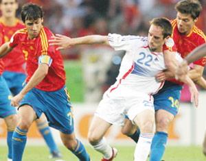 Espagne : Après le basket, le foot ?