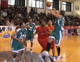Basket-ball : victoire méritée du Raja