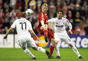 Liverpool croque un Real sans talent