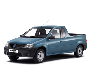 Dacia Logan : Et maintenant le pick-up