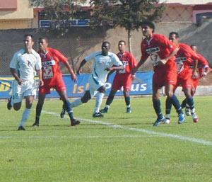 Football : L'Olympic de Safi cherche une première victoire