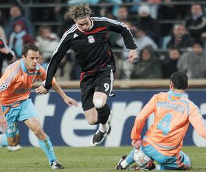 Ligue des champions : Marseille éliminée de la compétition