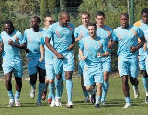 Marseille est loin de ses objectifs