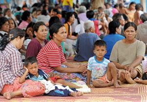 Thaïlande-Cambodge : Les armes se taisent après trois jours de combats