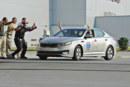 Kia Optima Hybrid : Inscrite au Guinness Book