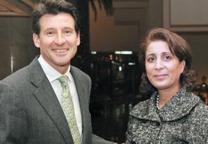 Des partenariats pour développer l'athlétisme marocain