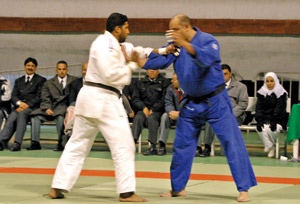 Les judokas nationaux en ordre de bataille