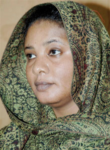 Reprise du procès de Loubna Ahmed dans la violence