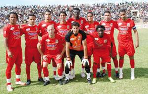 La jeunesse sportive d'Al Massira : Concurrence sportive à la sauce politique