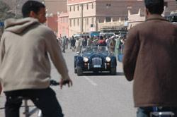Rallye Classic : «sublime» étape d'Agadir à Zagora