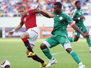 Les Égyptiens s'imposent d'entrée face au Nigeria