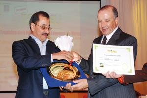 Agadir : les professionnels de la filière fruits et légumes récompensés
