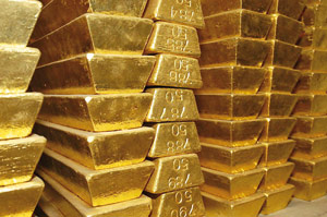 Conjoncture économique mondiale : L'or bat un record alors que le prix du baril de pétrole est en chute