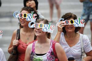 Les lunettes Google : La réalité augmentée grâce à Internet