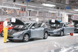 Kia Motors : record de production battu à Zilina