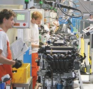 Kia Motors Europe : 1 million de moteurs