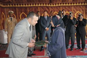 Inauguration de centres socioculturels et sportifs à Oujda
