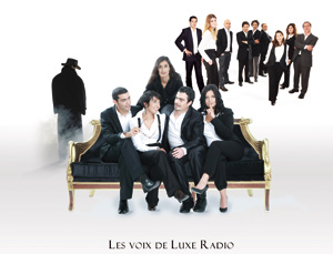 Luxe Radio «On Air»