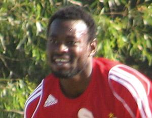 Football : Mouitys rejoint le duo de tête du classement des buteurs