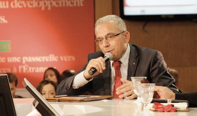 Maâzouz veut impliquer les MRE dans le développement