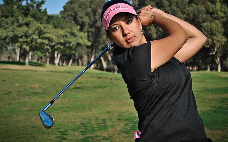 Golf : Maha Haddioui jouera aux Ladies European Tour saison 2015
