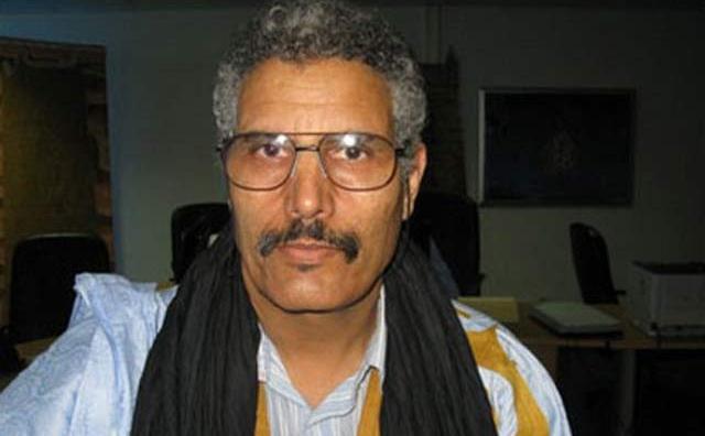Mahjoub Salek : La visite de la délégation de la fondation Kennedy aux camps de Tindouf est «à caractère politique