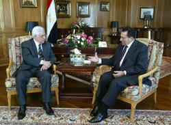 Hosni Moubarak, l'éternel médiateur