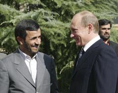 Diplomatie : Visite historique de Vladimir Poutine en Iran