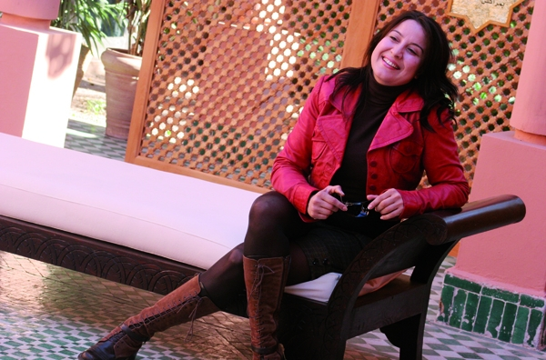 Majida Benkirane : «Je reçois des offres, mais pour l instant, j essaie d être sélective»
