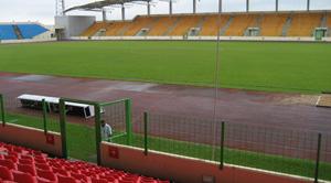 Stade de Malabo en Guinée Equatoriale