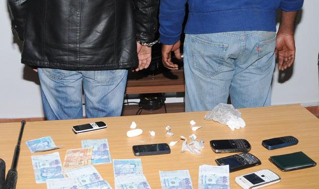 Casablanca : Démantèlement  de deux bandes de malfaiteurs