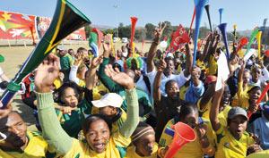 Afrique du Sud  : le succès du Mondial, espoir d'un nouvel élan pour toute l'Afrique