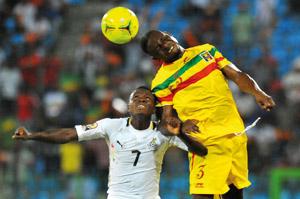 Il s'empare de la troisième place : Le joli coup du Mali