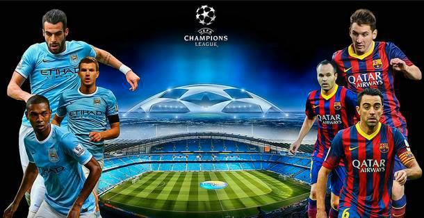 Champions League : City à la recherche d'un exploit au Camp Nou