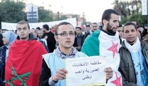 Pas d'arrestations parmi les boycotteurs