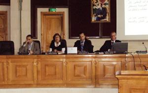 Rencontre au profit des adhérents de la Fondation Mohammed VI