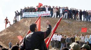 Mellilia occupée : cinq MRE passés à tabac pour détention d'un drapeau Marocain