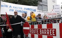 L'Union européenne braque la Turquie